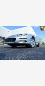 2002 Chevrolet Camaro Z28 Coupe for sale 101031913