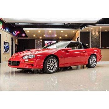 2002 Chevrolet Camaro Z28 Coupe for sale 101069604