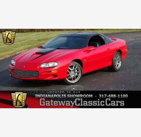 2002 Chevrolet Camaro Z28 Coupe for sale 101070258
