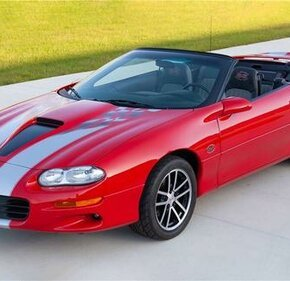 2002 Chevrolet Camaro Z28 Convertible for sale 101082758