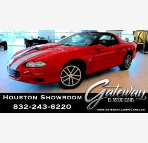 2002 Chevrolet Camaro Z28 Coupe for sale 101091209
