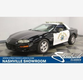 2002 Chevrolet Camaro Z28 Coupe for sale 101109864