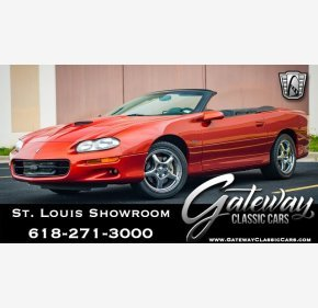 2002 Chevrolet Camaro Z28 Convertible for sale 101128632