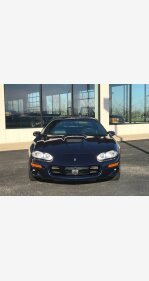 2002 Chevrolet Camaro Z28 Coupe for sale 101128985