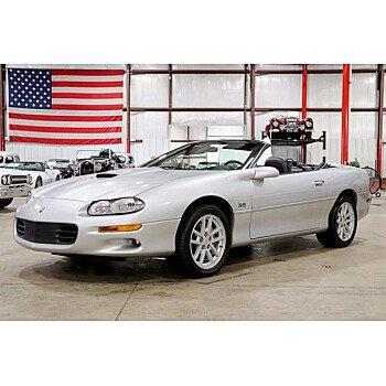 2002 Chevrolet Camaro for sale 101139312