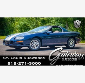 2002 Chevrolet Camaro Z28 for sale 101181791
