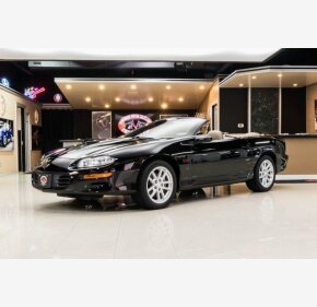 2002 Chevrolet Camaro Z28 Convertible for sale 101182286