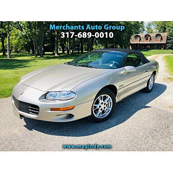 2002 Chevrolet Camaro Z28 Convertible for sale 101183686