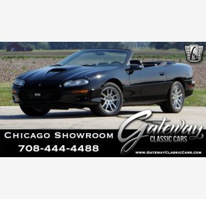 2002 Chevrolet Camaro for sale 101185394