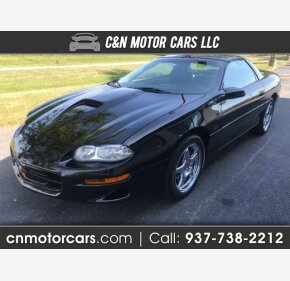2002 Chevrolet Camaro Z28 Coupe for sale 101200333