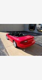 2002 Chevrolet Camaro Z28 Convertible for sale 101208107