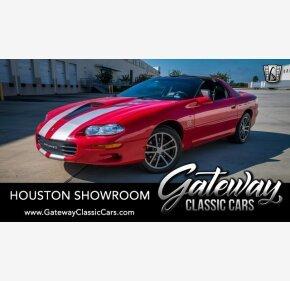 2002 Chevrolet Camaro Z28 Coupe for sale 101228050