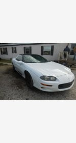 2002 Chevrolet Camaro Coupe for sale 101231106