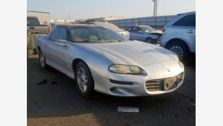 2002 Chevrolet Camaro Coupe for sale 101235394