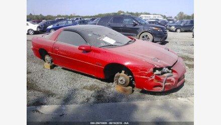 2002 Chevrolet Camaro Z28 Coupe for sale 101235916