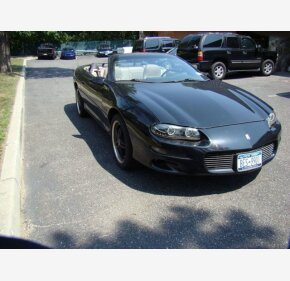 2002 Chevrolet Camaro for sale 101268487