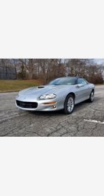 2002 Chevrolet Camaro Z28 Coupe for sale 101275421