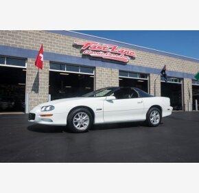 2002 Chevrolet Camaro for sale 101307115