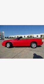 2002 Chevrolet Camaro Z28 Convertible for sale 101328590