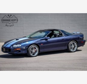 2002 Chevrolet Camaro Z28 Coupe for sale 101330187
