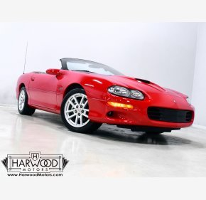 2002 Chevrolet Camaro Z28 Convertible for sale 101350586