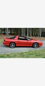 2002 Chevrolet Camaro for sale 101357137