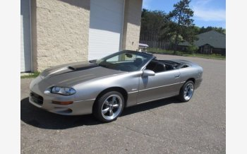 2002 Chevrolet Camaro Z28 for sale 101362888