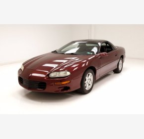 2002 Chevrolet Camaro Z28 Coupe for sale 101366556