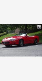 2002 Chevrolet Camaro SS for sale 101370790