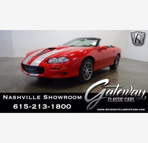 2002 Chevrolet Camaro Z28 for sale 101371379