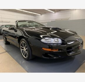 2002 Chevrolet Camaro SS for sale 101382625