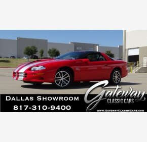 2002 Chevrolet Camaro SS for sale 101392874