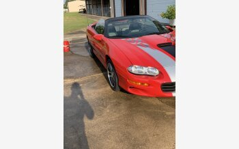 2002 Chevrolet Camaro SS Convertible w/ 2SS for sale 101394317