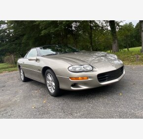 2002 Chevrolet Camaro Z28 Coupe for sale 101394387