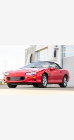 2002 Chevrolet Camaro Z28 Convertible for sale 101406017