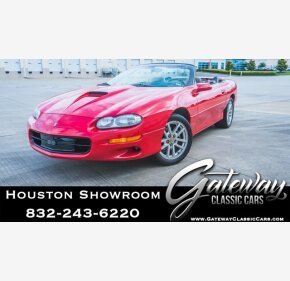2002 Chevrolet Camaro Z28 for sale 101411851