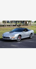 2002 Chevrolet Camaro Z28 Coupe for sale 101435857