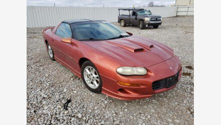 2002 Chevrolet Camaro Coupe for sale 101440616