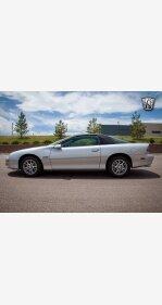 2002 Chevrolet Camaro Z28 for sale 101461339