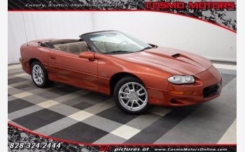 2002 Chevrolet Camaro for sale 101477018