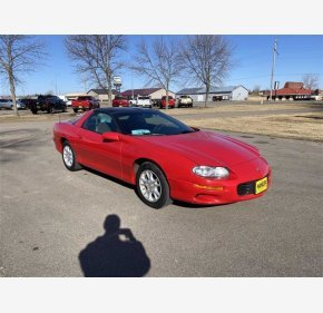 2002 Chevrolet Camaro for sale 101478534