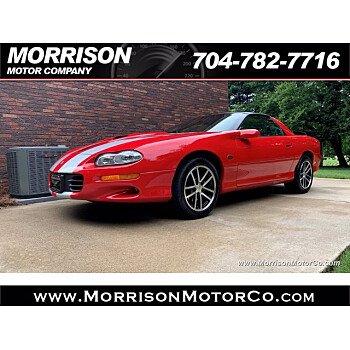 2002 Chevrolet Camaro Z28 Coupe for sale 101539935