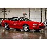 2002 Chevrolet Camaro for sale 101597076