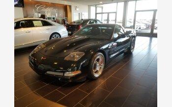 2002 Chevrolet Corvette Z06 Coupe for sale 101064033