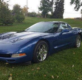 2002 Chevrolet Corvette for sale 101222050