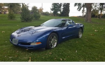 2002 Chevrolet Corvette for sale 101222050