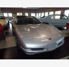 2002 Chevrolet Corvette Convertible for sale 100956939