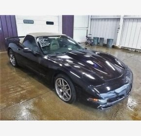 2002 Chevrolet Corvette Convertible for sale 100982770