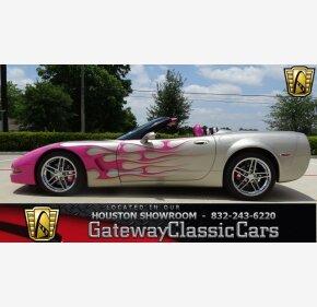 2002 Chevrolet Corvette Convertible for sale 100994225