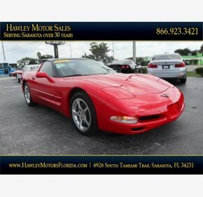 2002 Chevrolet Corvette Coupe for sale 101017551